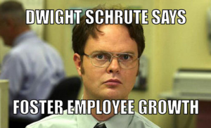 The Office Employee Engagement Meme