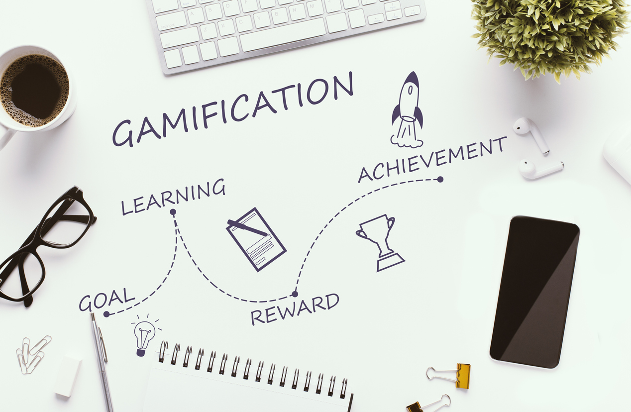 Training with Gamification