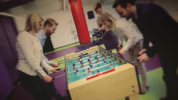 Are Ping-Pong and pool more than just subtle methods of employee recognition?